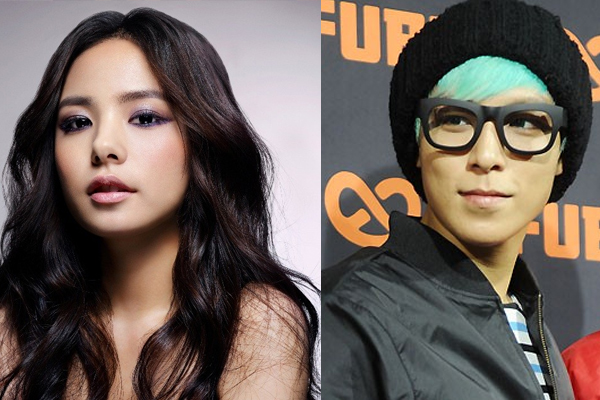 Actress Min Hyo Rin Shares Her Feelings for Big Bang's T.O.P