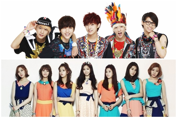 "B1A4 and A Pink to Perform at ""one FM THE ONE Concert"" in Malaysia"