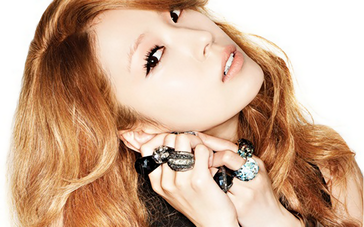BoA Plays Dead Before Performing on Music Bank