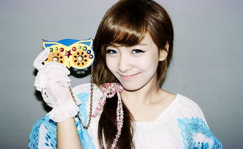 f(x) Luna Celebrates Her Birthday with Friends and Family