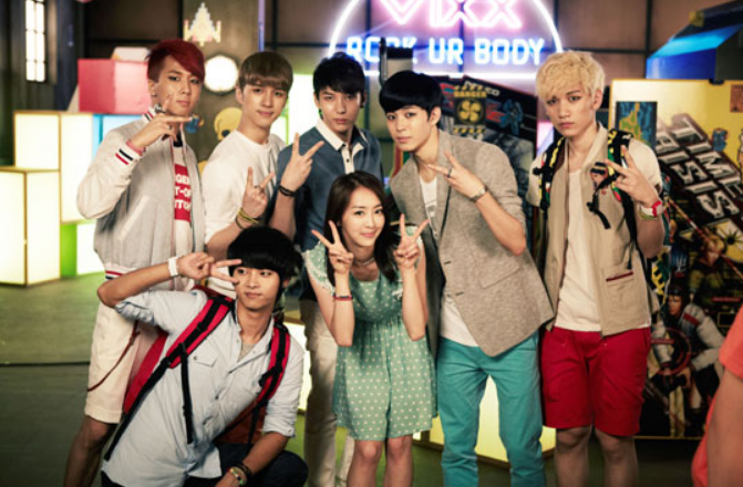 "VIXX Reveals ""Rock Ur Body"" MV Featuring SISTAR's Dasom!"