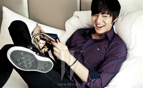 Lee Min Ho Is a Heavy Drinker and Womanizer?