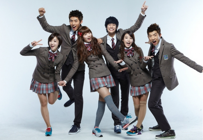 What Were Some of the Most Popular High School Romance Kdramas?