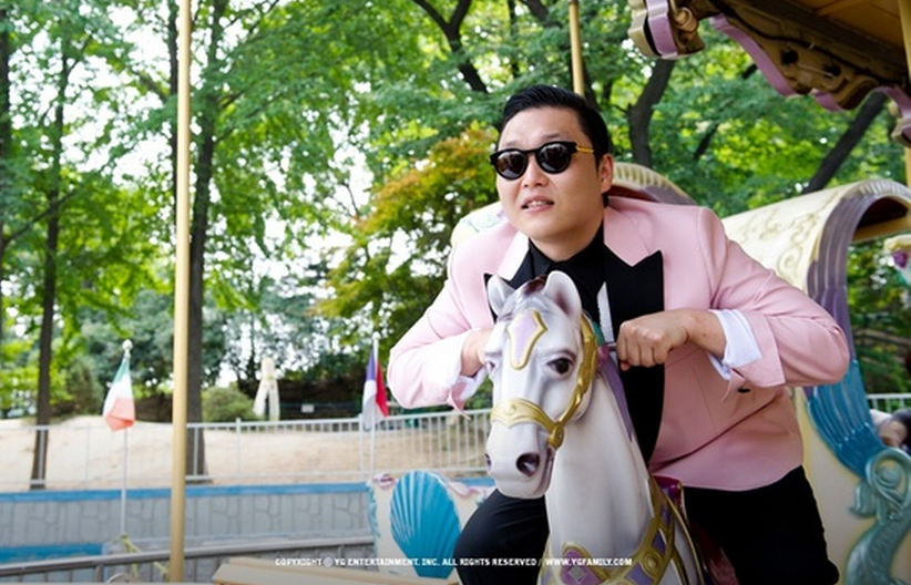 Psy Named Korean Figure Foreigners Most Want to Meet