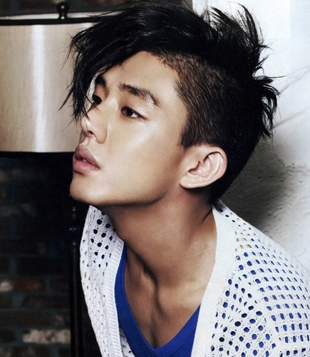 Yoo Ah In Models For Nylon Magazine