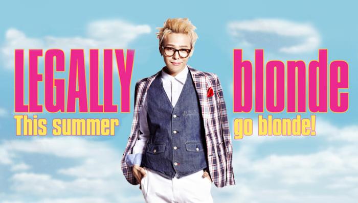 Legally Blonde: Male Idols Rock Blonde Hairstyles