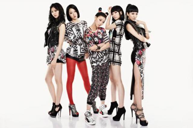 EXID's Showcase Video Draws Attention Online