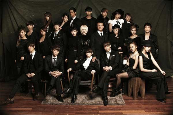 JYP Entertainment Reveals Practice Room Photo ahead of JYP Nation