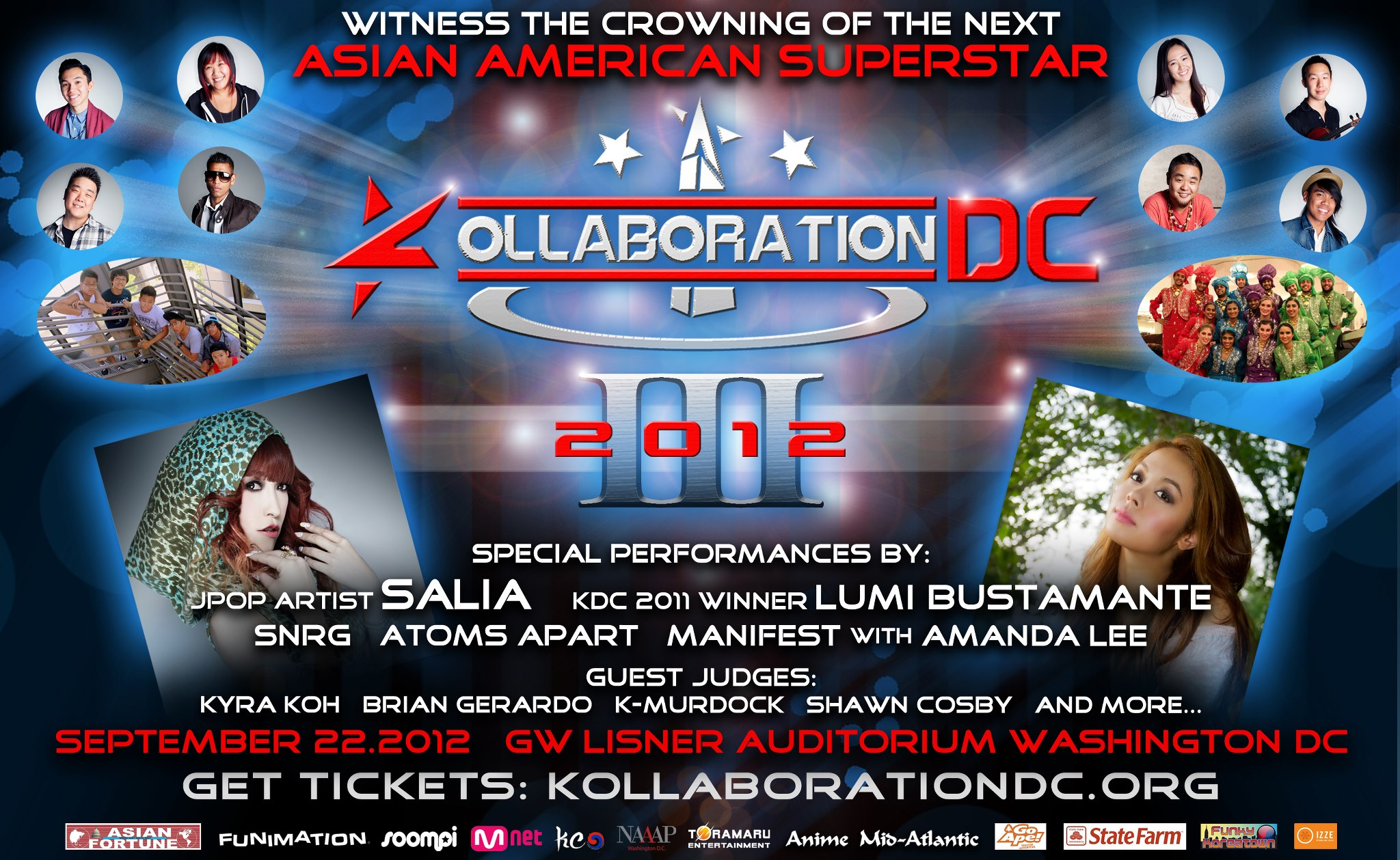 Kollaboration DC to Hold 3rd Annual Talent Competition this September!