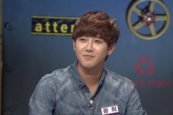 "Kwanghee Talks about First Kiss on ""Beatles Code 2"""