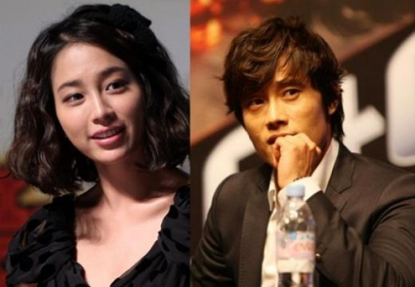 Lee Byung Heon and Lee Min Jung Deny November Wedding Rumors