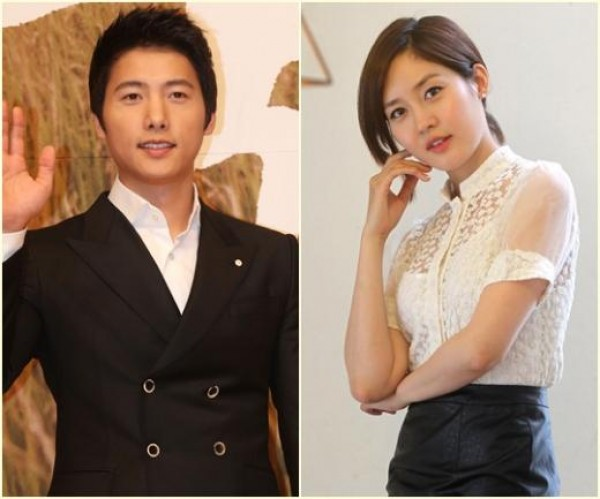 """""""Feast of the Gods"""" Costars Sung Yuri and Lee Sang Woo Deny Dating Rumors"""