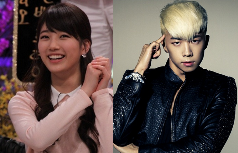 miss A's Suzy Shows Her Support for Jang Woo Young