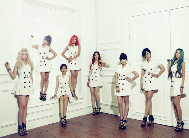 "T-ara to Comeback through KBS ""Music Bank"""