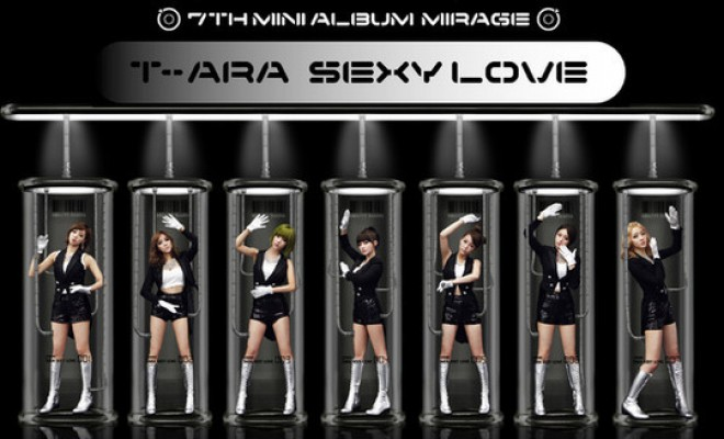 "T-ara's ""Sexy Love"" Teaser Viewed Over 60,000 Times"