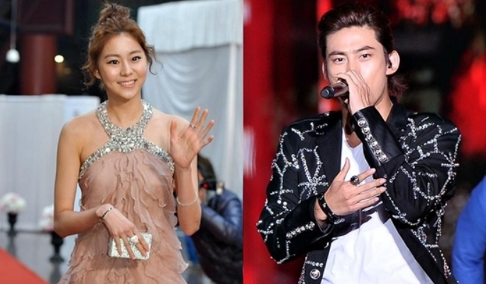 After School's Uee to Romance 2PM's Taecyeon in New Drama?!
