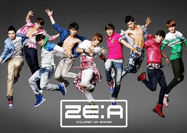 ZE:A to Hold Live Showcase in Malaysia