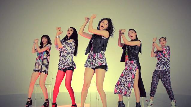 "EXID Releases MV for ""I Feel Good"" R.Tee Remix"