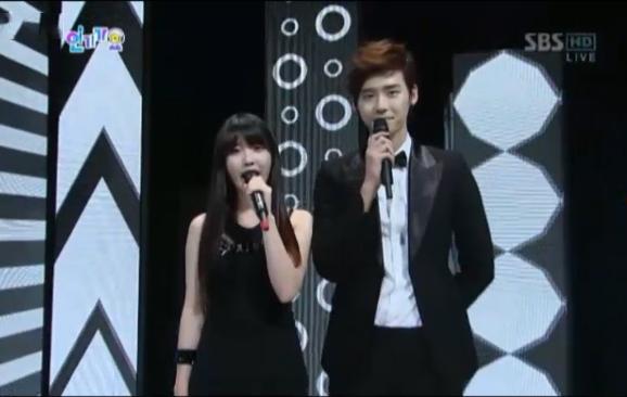SBS Inkigayo 09.02.12