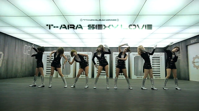 """T-ara Releases Dance and Drama Version MVs for """"Sexy Love"""" + BTS for Drama Version"""