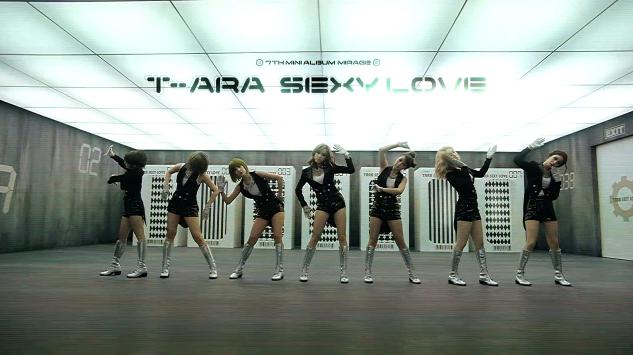 "T-ara Releases Robot Dance Ver. MV for ""Sexy Love"""