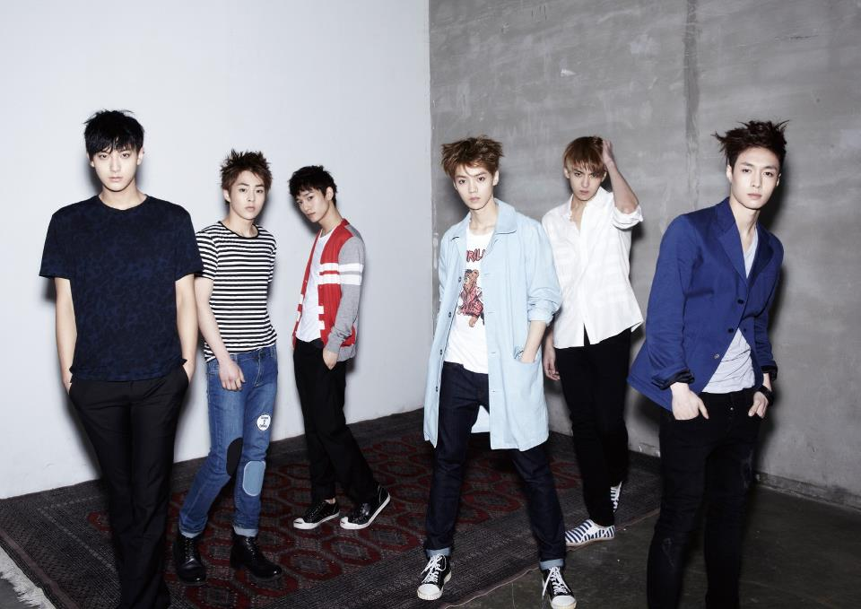 EXO-M Added To Lineup of Performers for KCON 2012 in California
