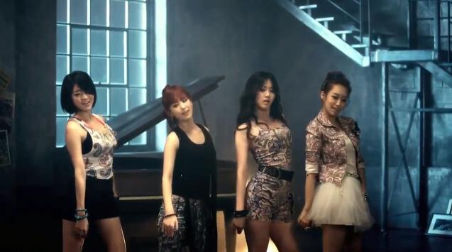 "Rookie Girl Group Nep Releases Debut MV ""DoRaDoRa"""