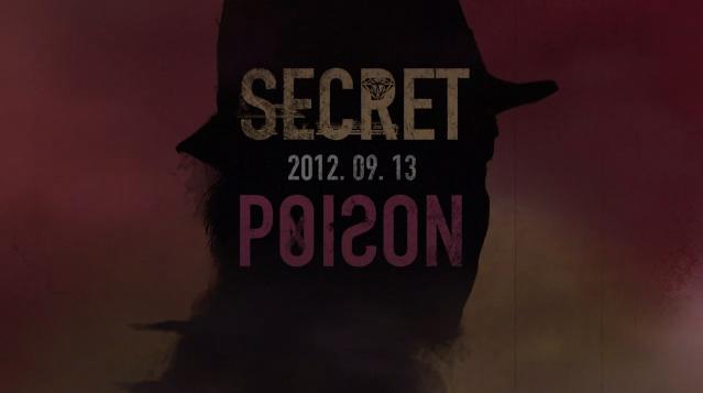 """Secret Releases MV Teaser for """"Poison"""""""