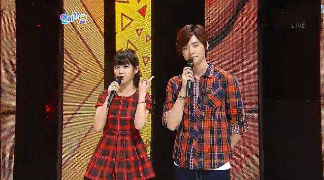 SBS Inkigayo Performances 09.09.12