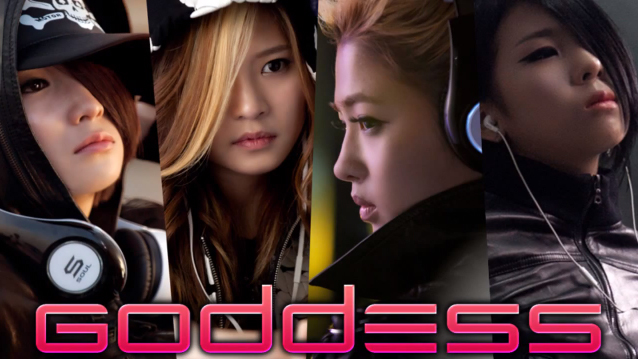 Upcoming Girl Group Goddess Releases Debut Teaser