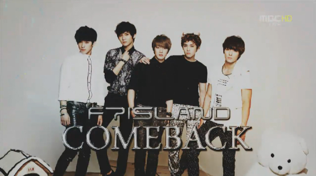 """FT Island Makes Their Music Core Comeback With """"I Wish"""" and """"Compass"""""""