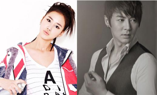 Shinhwa's Jun Jin and SPICA's Park Joo Hyun are Dating!