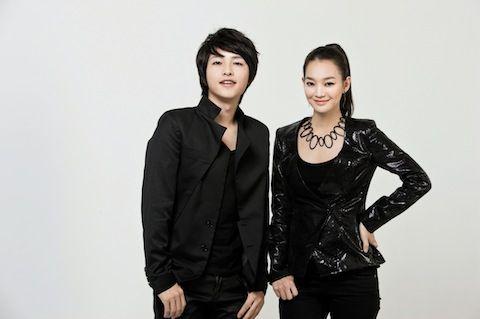 "Park Bo Young: ""Song Joong Ki's Ideal Girl is Shin Min Ah"""