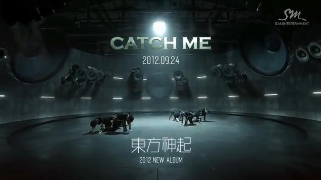 "DBSK Reveals MV Teaser for ""Catch Me"""