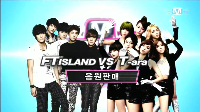 Mnet M!Countdown 09.20.12