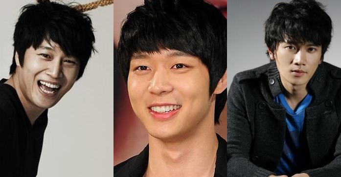 Cha Tae Hyun vs Ji Sung vs Park Yoochun: Who Will Be the ...