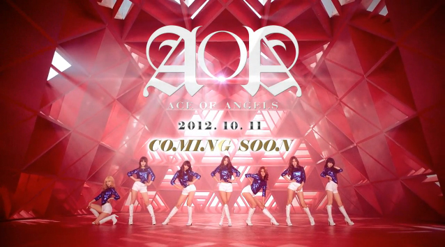 "AOA To Make Their Comeback With Second Single ""Wannabe"""