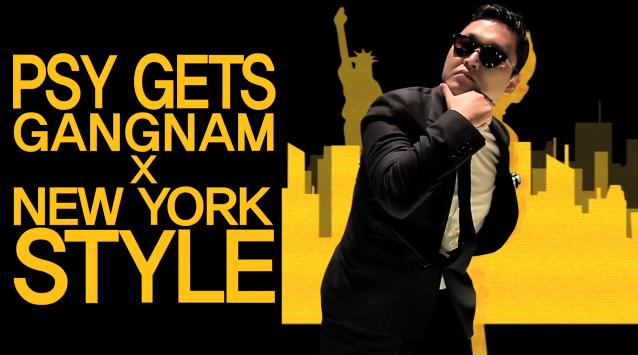 "PSY Releases ""Gangnam Style"" MV for Jill Stuart New York Dress Classy Project"