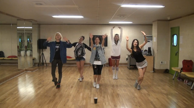 """SPICA Releases Dance Practice for """"I'll Be There"""""""