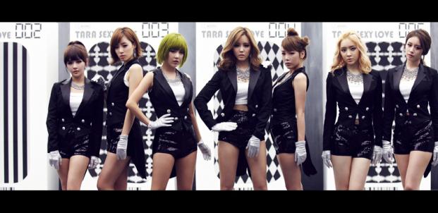 T-Ara Now Copies Girls' Generation?