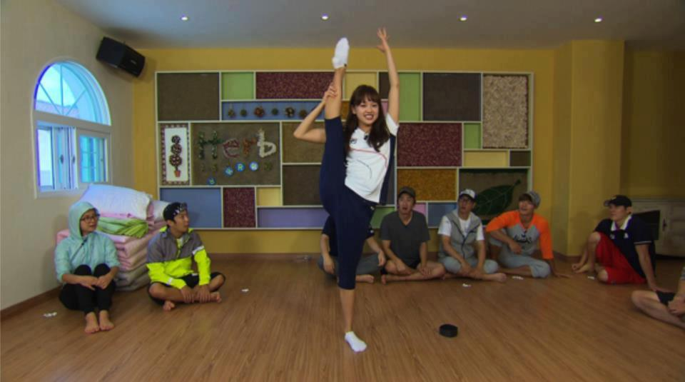 "The Next Kim Yuna? Son Yeon Jae Appears on ""Running Man"""