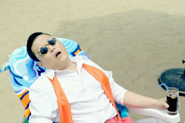 Psy Makes History As 1st Korean Artist To Top US iTunes Pop Chart