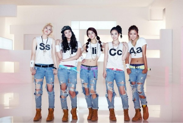 """SPICA Releases Comeback MV """"I'll Be There"""""""
