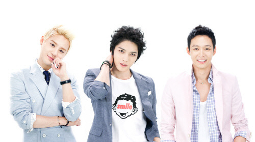 """JYJ Chosen As New Exclusive Models For Cosmetic Brand """"Tony Moly"""""""