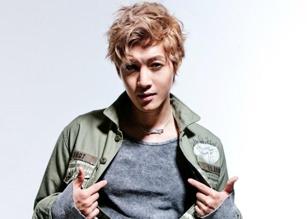 Kim Hyun Joong to Release First Full Length Japanese Album