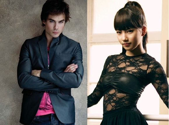 miss A Suzy's Ideal Type Ian Somerhalder Wants to Meet Her Dog
