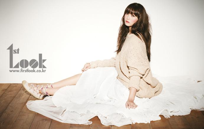 """A-Pink's Jung Eun Ji With 1st Look: """"I'm Not As Extreme As Sung Si Won"""""""