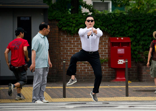"""Gangnam Style"" Soars to #11 on This Week's Billboard Hot 100 Singles Chart"