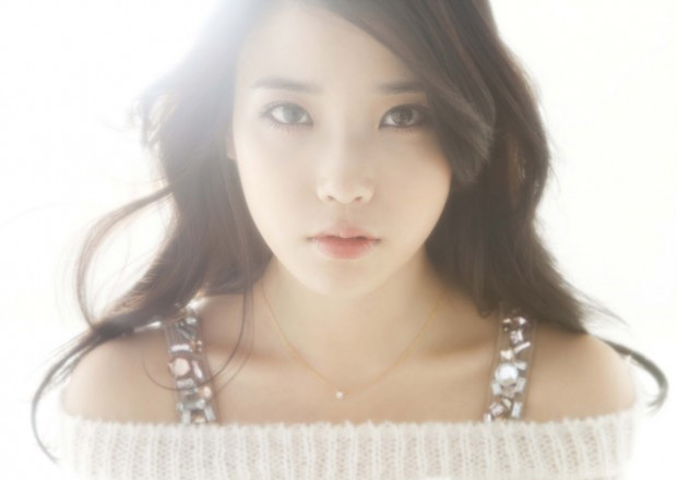 IU's Cute and Chubby Childhood Photos Revealed