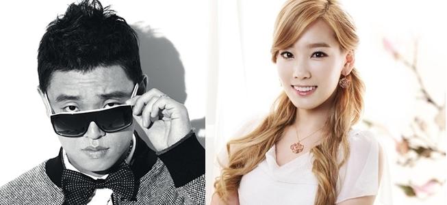 Leessang's Gary Is Weak In The Knees After Hugging Girls' Generation's Taeyeon